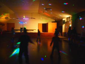 disco-lights